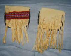 Metis sash belt bags (these pouches slip through a belt)   $75.00
