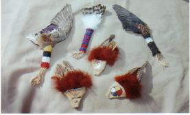 Dancing wings and Smudge wings  (Prices vary call by email for what is available 30.00 & up to 75.00)