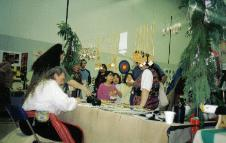 First Book Signing Delview Secondary 2003